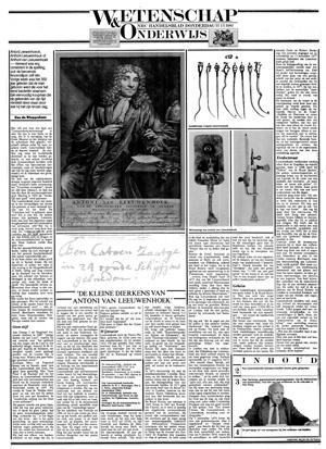 1982-11-11 Anthony van Leeuwenhoek