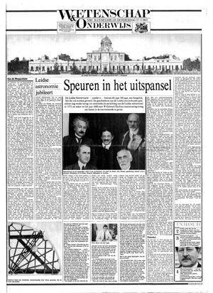 1983-11-10 Leidse atronomie jubileert
