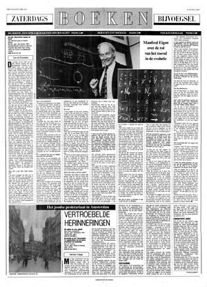 Manfred Eigen Das Spiel