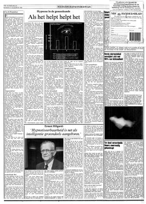 1988-08-23 Hypnose in de geneeskunde