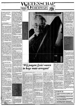 1989-05-09 Prof Casimir 80 jaar