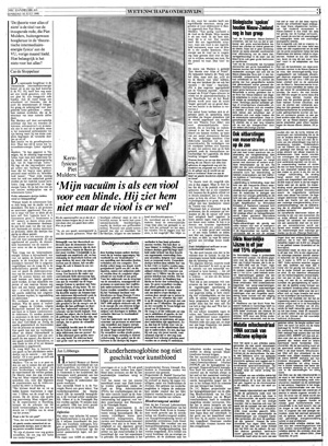 1990-07-10 Piet Mulders, theoretisch fysicus